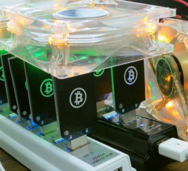 como minar bitcoins